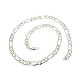 Łańcuszek figaroc próba 925BC 1002-200 EXF Sezam - 1