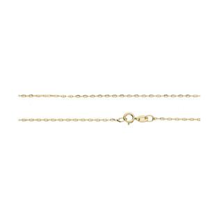 Łańcuszek złoty gucci przekładane BC 1420-028 próba 585 Sezam - 1