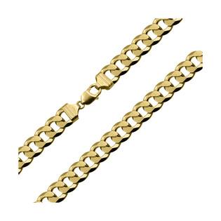 Łańcuszek pozłacany pancer BC 1102-350 GOLD próba 925