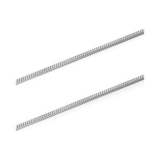 Łańcuszek snake BC 1486-190 ROD próba 925 Sezam - 1