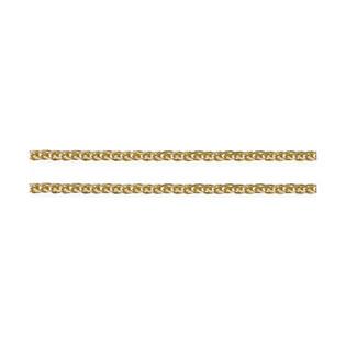 Łańcuszek złoty lisi ogon nr SPG3D 035 próba 333