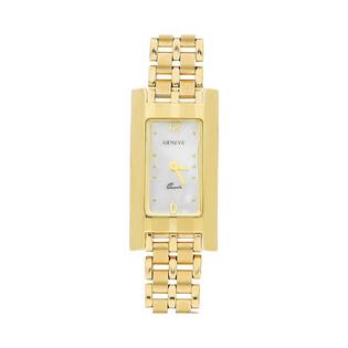 Zegarek złoty damski Geneve nr PF 161 Sezam - 1
