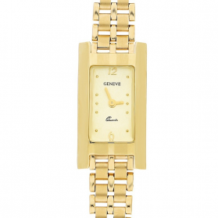 Zegarek złoty damski Geneve nr PF 161-1 Sezam - 1