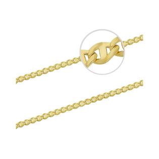 Łańcuszek złoty gucci nr VK FPBCGDE 050 próba 585 Sezam - 1