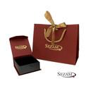 Pierścionek zaręczynowy Soliter z brylantem nr VE 1321MAJ Sezam - 1