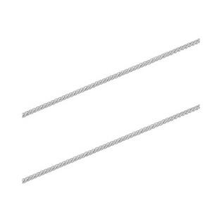 Łańcuszek białe złoto lisi ogon nr SF4D 020 próba 585 Sezam - 1