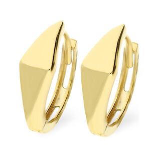 Kolczyki złote blaszki deltoidy nr AR 1880-LP AU 333 Sezam - 1