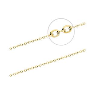 Łańcuszek złoty typu rolo nr OS RS 035 Au 585 Sezam - 1