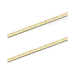 Łańcuszek złoty marina nr VK RBPDECO 065 próba 585 Sezam - 1