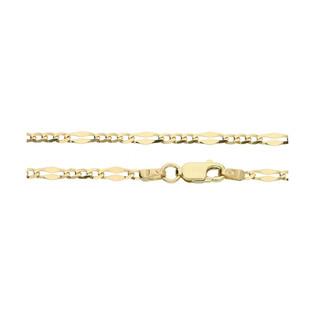 Łańcuszek figaro BC GADEBC 1+3 065 próba 585