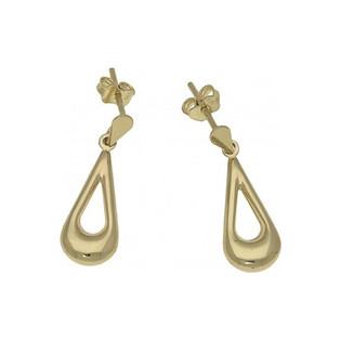 Kolczyki złote wiszące nr MZ E0116-1