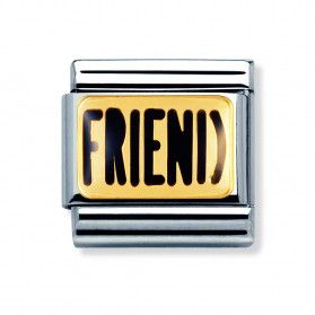 Element link 18K FRIEND NP 030232 03
