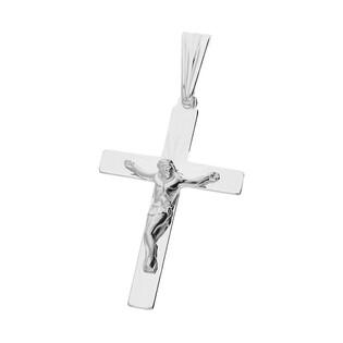 Krzyżyk srebrny z wizerunkiem MV GKD067 próba 925
