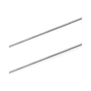Łańcuszek srebrny snake nr BC 1486-140 ROD próba 925