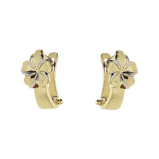 Kolczyki złote dla dziewczynki nr AR 205979 AU 333