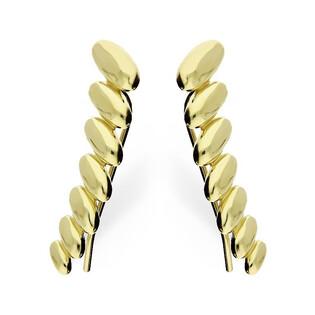 Kolczyki złote wygięte w łuk nr AR 12131 Au 333