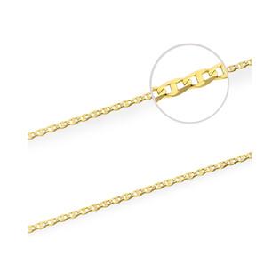 Łańcuszek złoty gucci nr VK FPBCGDE 040 próba 375