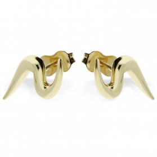 Kolczyki złote błyskawice nr AR 11767-GW Au 333