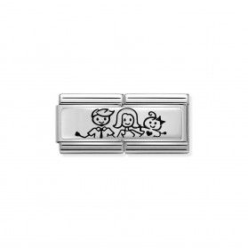 Element link AG DOUBLE Family Baby Girl NP 330710 33