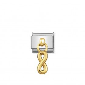 Element link 18K charms infinity NP 031800 10