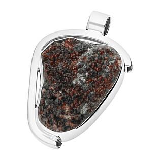 Zawieszka kryształy granatu Włochy GX MINERALS GX-gra-2 próba 925