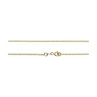 Łańcuszek złoty damski typu coreana nr COR 100 próba 585