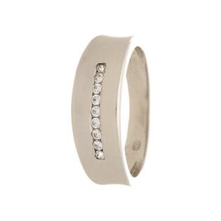 Pierścionek z białego złota nr FU 0961
