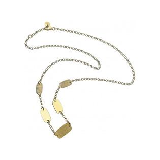 Naszyjnik złoty damski nr FL FL032-N próba 585