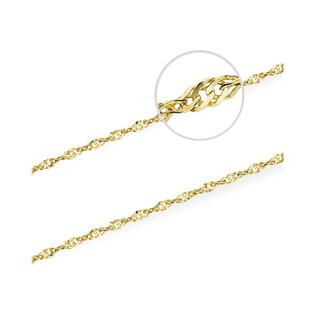 Łańcuszek złoty singapur nr VK G2SIN 022 próba 375