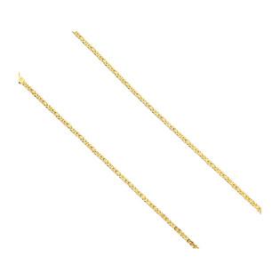 Łańcuszek złoty splot królewski BC 1380-050 Au 585