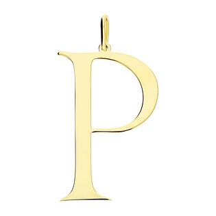 Duża literka P do zawieszenia BC-P-1 próba 585