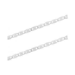 Łańcuszek srebrny marina BC 1411-080 DIS VAL D.50 próba 925