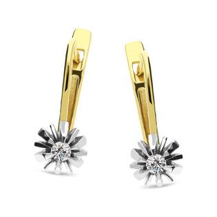 Kolczyki z diamentem nr GR 170