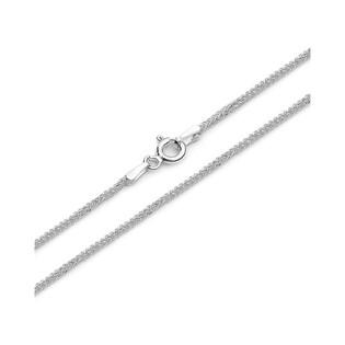 Łańcuszek srebrny lisi ogon BC 1390-040 ROD próba 925