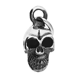 Zawieszka srebrna czaszka NI XX6 próba 925