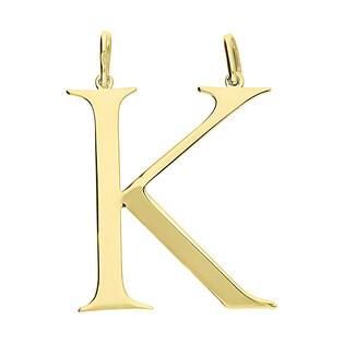 Duża literka K do zawieszenia BC-K-1 próba 585