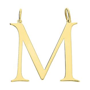 Duża literka M do zawieszenia BC-M-1 próba 585