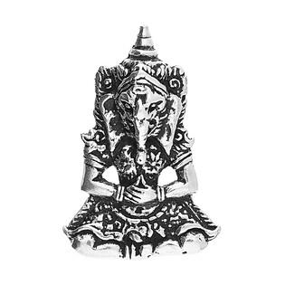 Zawieszka bóstwo Ganesh NI XX46 próba 925