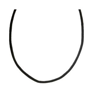 Naszyjnik sznurek czarny KQ sznurek czarny