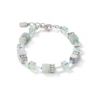 Bransoleta Coeur de lion 0520 Light Green CT 4017-30-0520