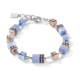 Bransoleta Coeur de lion 0720 Light Blue CT 4016-30-0720