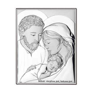 Art.Dekoracyjne obrazek św. Rodzina WJ DS25-2