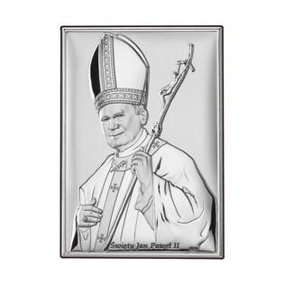 Art.Dekoracyjne obrazek św. J.P.II WJ DS16-2