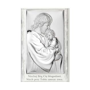 Art.Dekoracyjne obrazek Jezus Chrystus WJ 81286-4XL