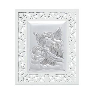 Art.Dekoracyjne obrazek Anioł z L.nad.Dz.Chrz. WJ 31121 FB