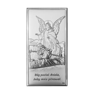 Art.Dekoracyjne obrazek Anioł na kładce WJ DS44-3