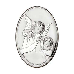 Art.Dekoracyjne Obrazek Aniołeki z L.nad.Dz. WJ DS28-2