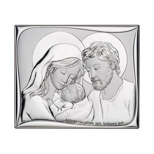 Art.Dekoracyjne obrazek Święta Rodzina WJ DS11-3