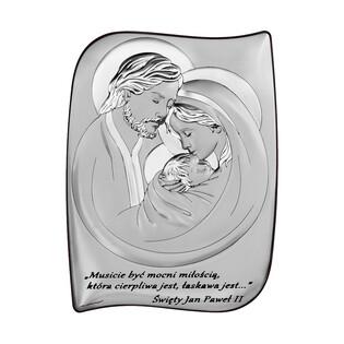 Art.Dekoracyjne obrazek Św. Rodzina WJ 6466S-3
