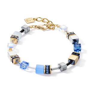 Bransoleta Coeur de lion 0716 Blue Gold CT 2839-30-0716